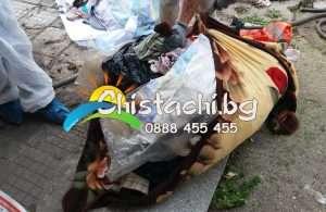 Чистене на отпадъци