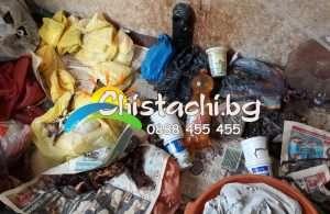 Извозване на отпадъци в Столична Община