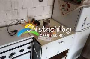 Извозване на шкафове от кухня и боклук