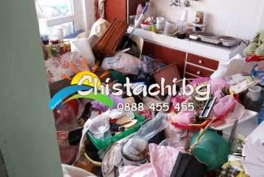 Изхвърляне на отпадъци в Пловдив