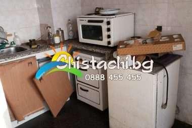 Изхвърляне на отпадъци от къща или апартамент в Пловдив
