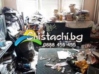 Извозване и изхвърляне на стари мебели и покъщнина в Ботевград