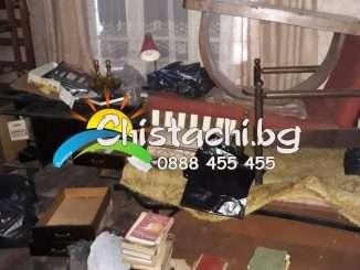 Професионално извозване и изхвърляне на стари мебели във Варна