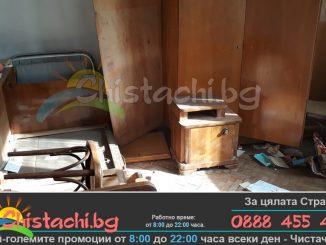 Фирма изхвърля стари мебели много евтино в Пловдив