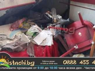 Изхвърляне мебели Пловдив