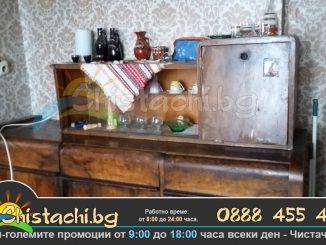 Изхвърляне и извозване на стари мебели в Силистра