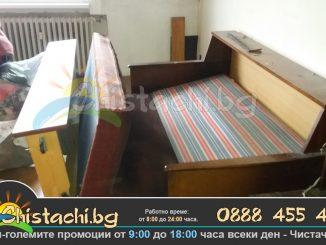 Изнасяне на хладилник и стари легла в Пловдив