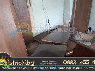 Извозване на стари мебели Варна и района