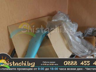 Изхвърляне на отпадъци и стари мебели Търговище