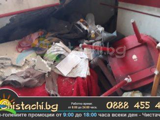 битови отпадъци град Варна