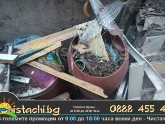 битови отпадъци в Пловдив
